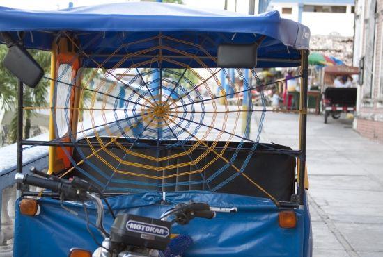 Motos-Taxi Tours