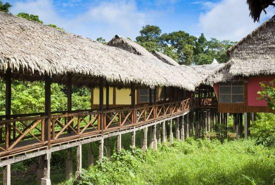 Inolvidable Río Amazonas